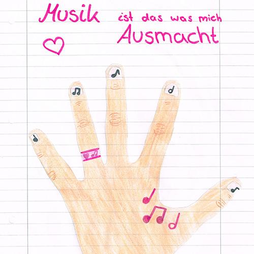 Musische Hände von Emely